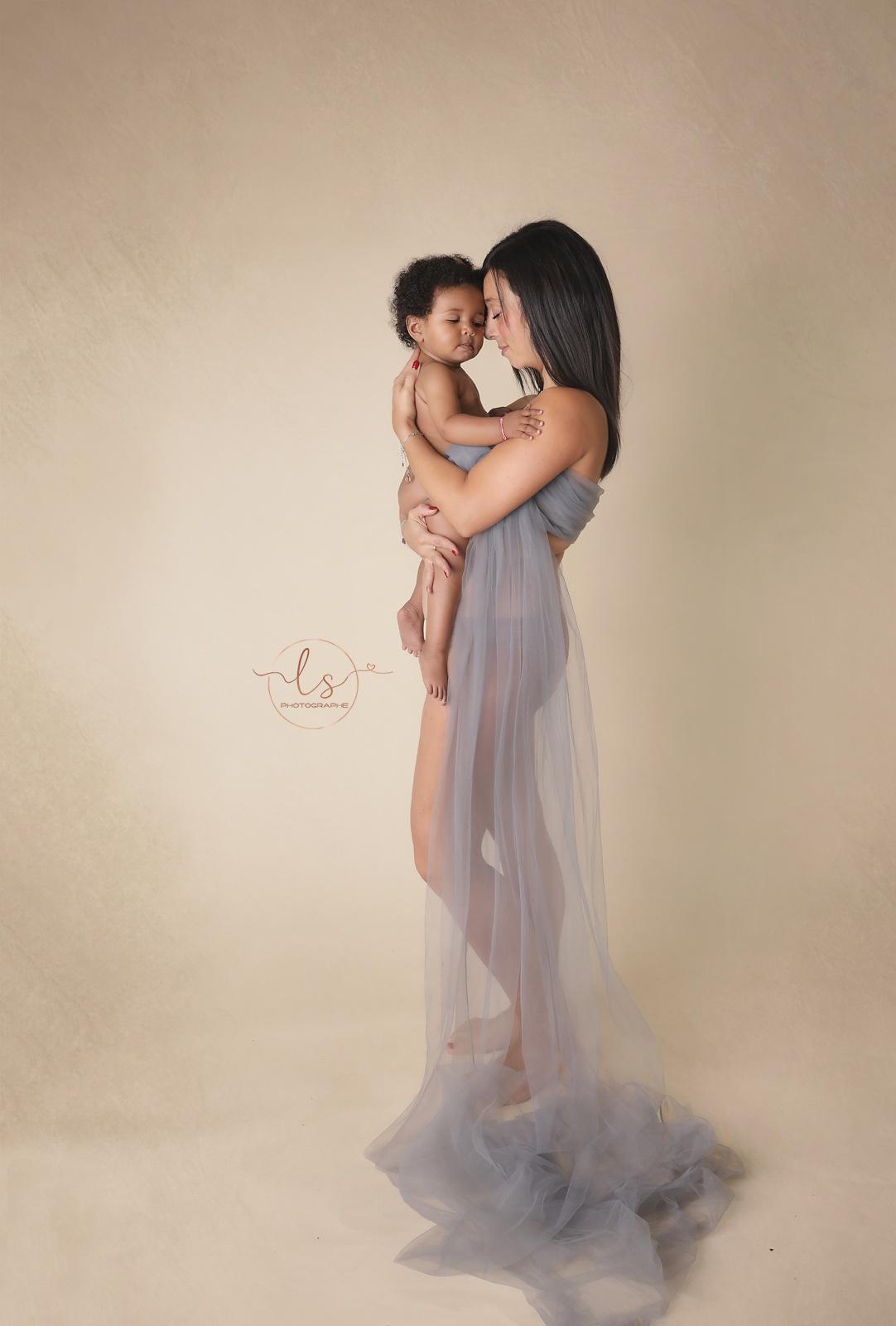 photo maman et bébé Belgique photographe studio