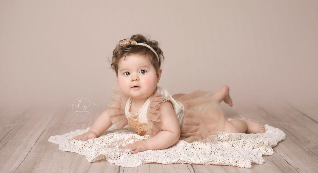 Séance bébé 6-9 mois : C'est fun !