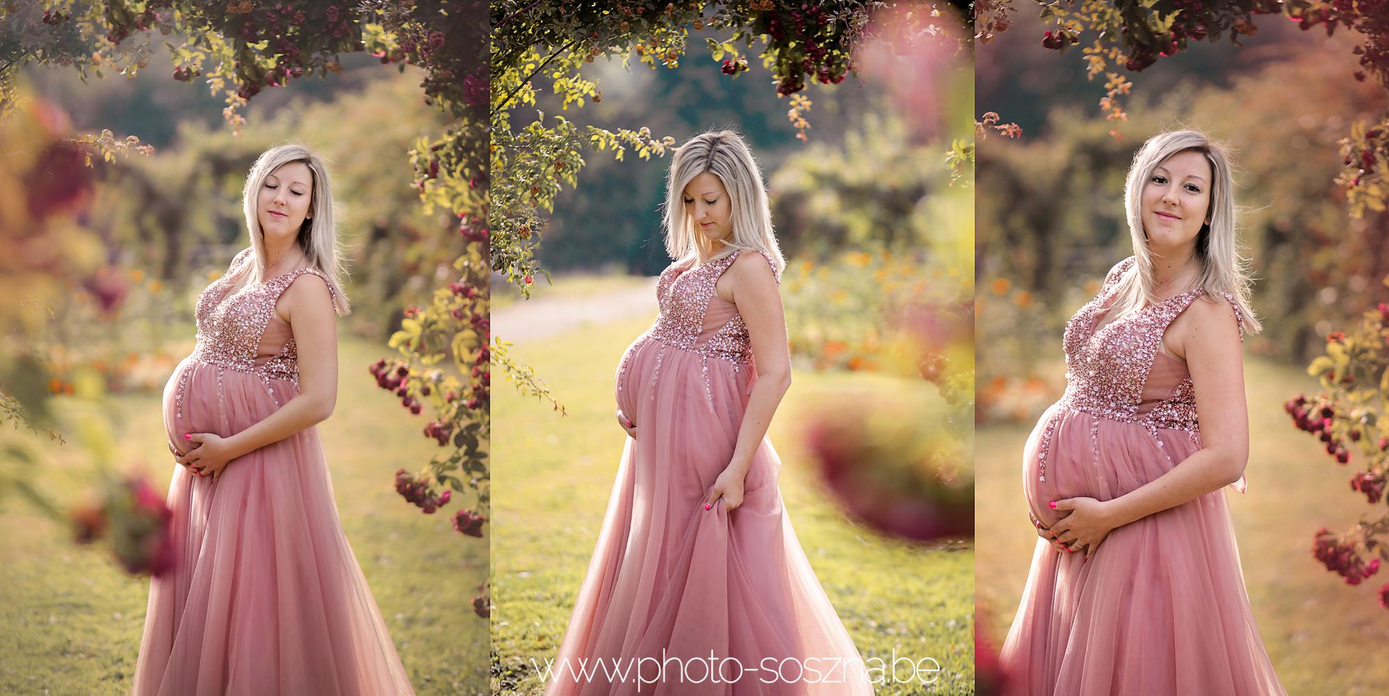séance grossesse extérieur princesse
