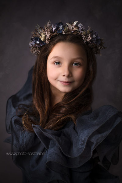 portrait fine art studio photographe belgique