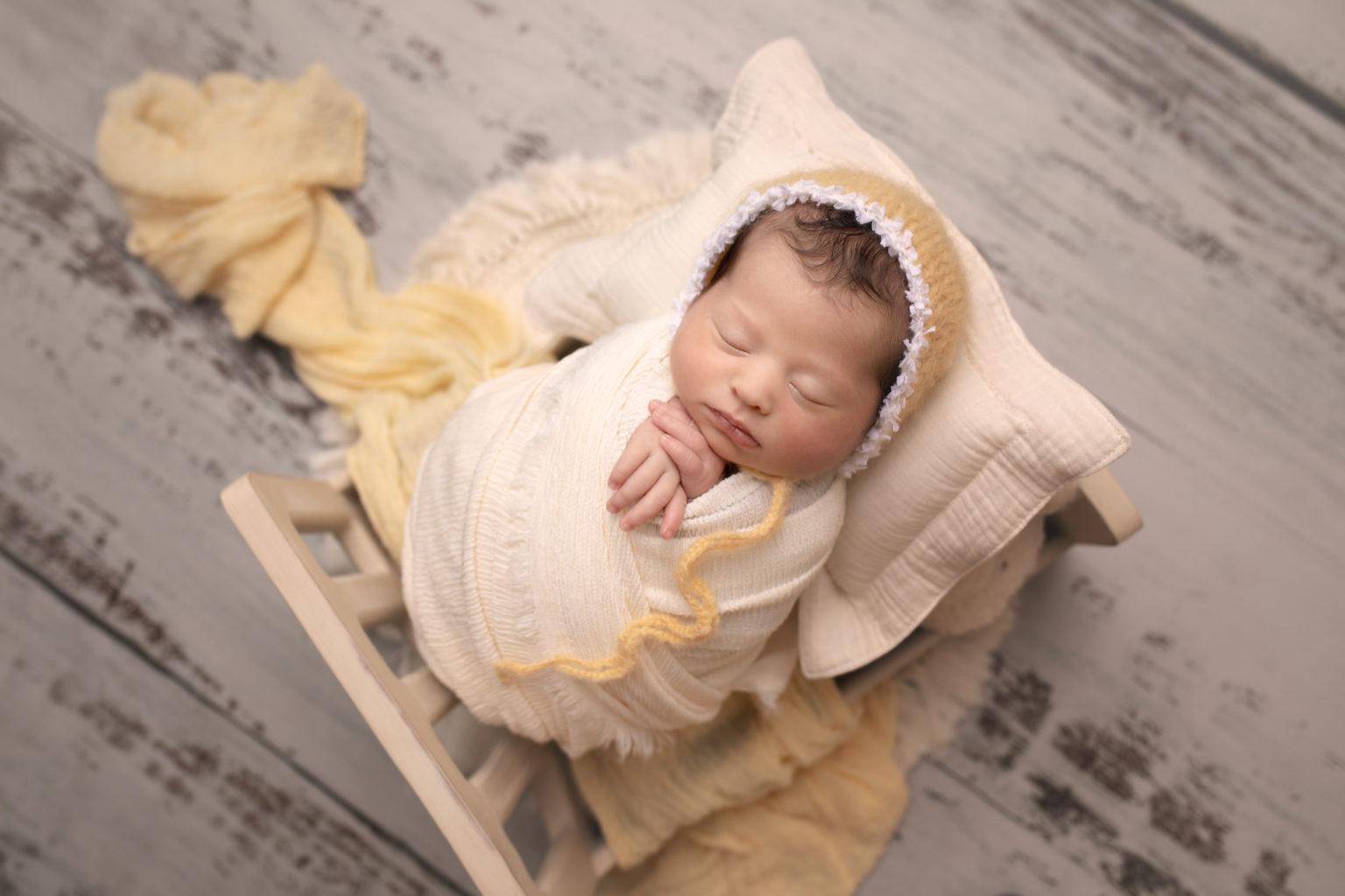 photo de bébé nouveau-né séance Belgique