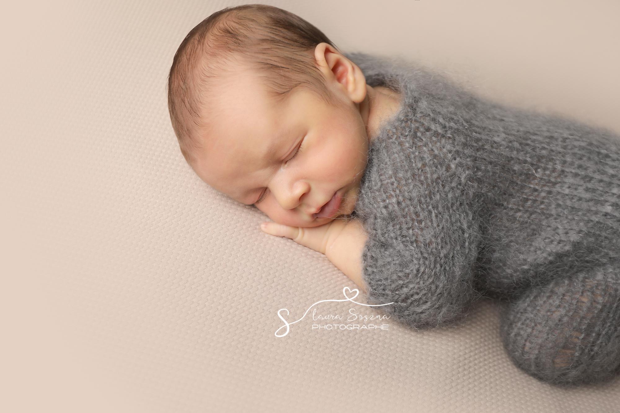 Laura Soszna photographe nouveau-né