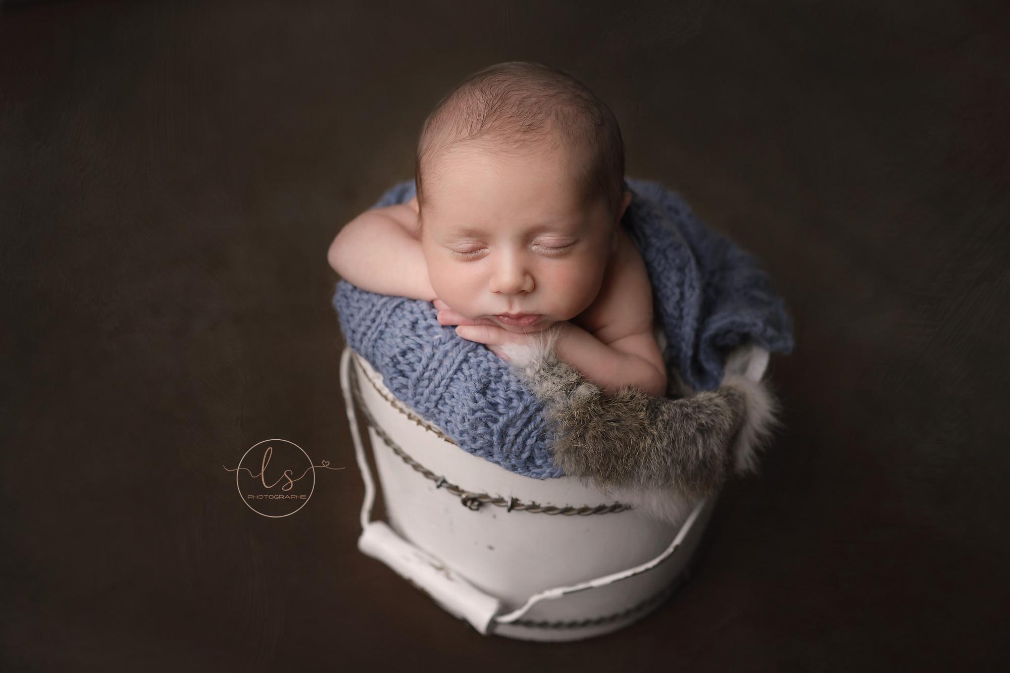séance bébé belgique studio photographe