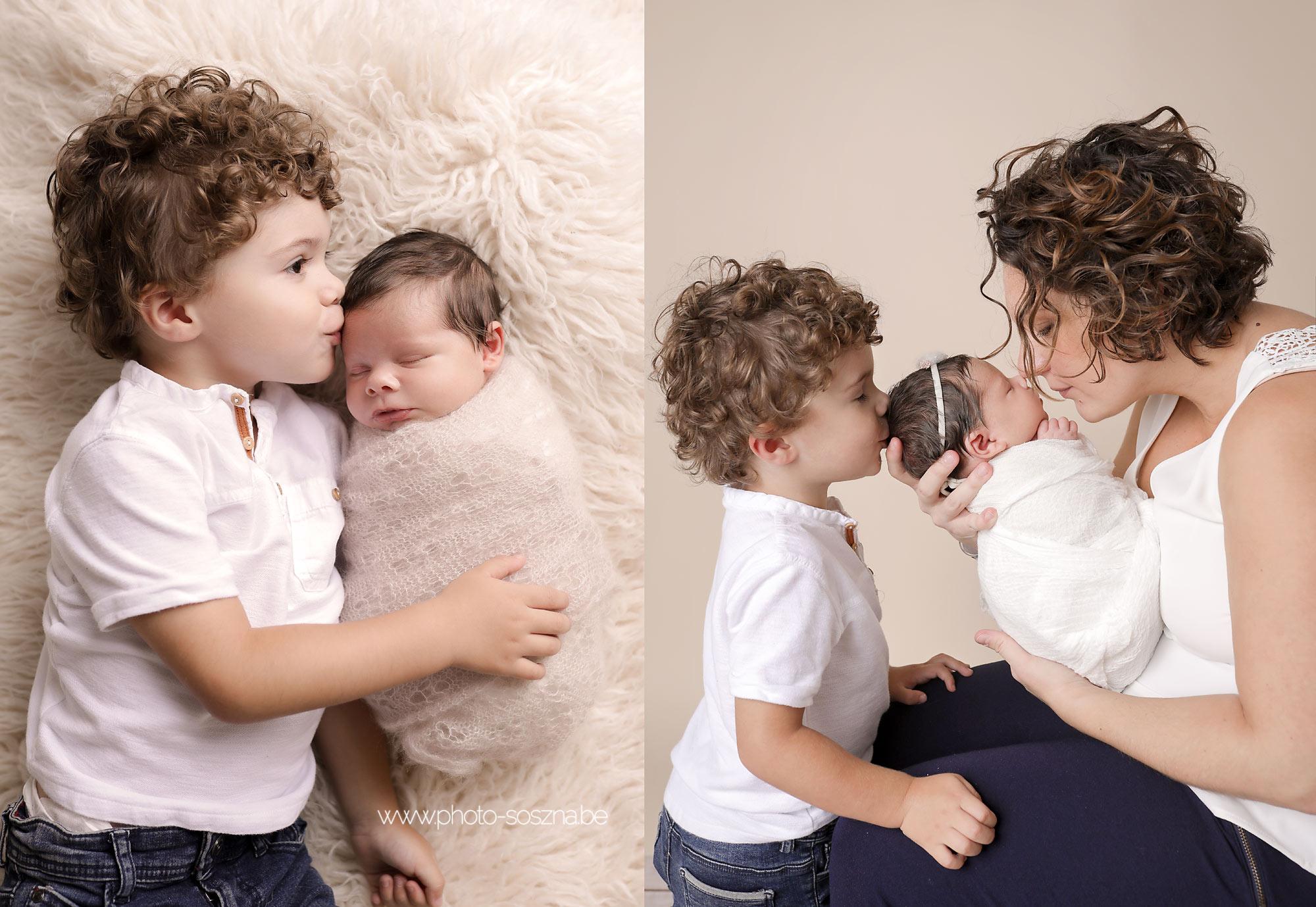 photographe bébé Belgique famille