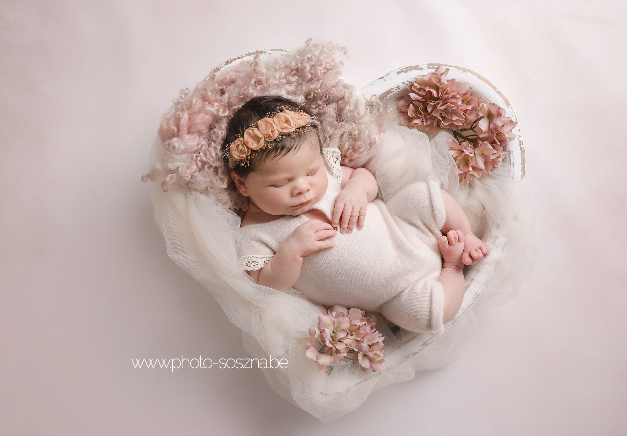 nouveau-né fille photo Belgique