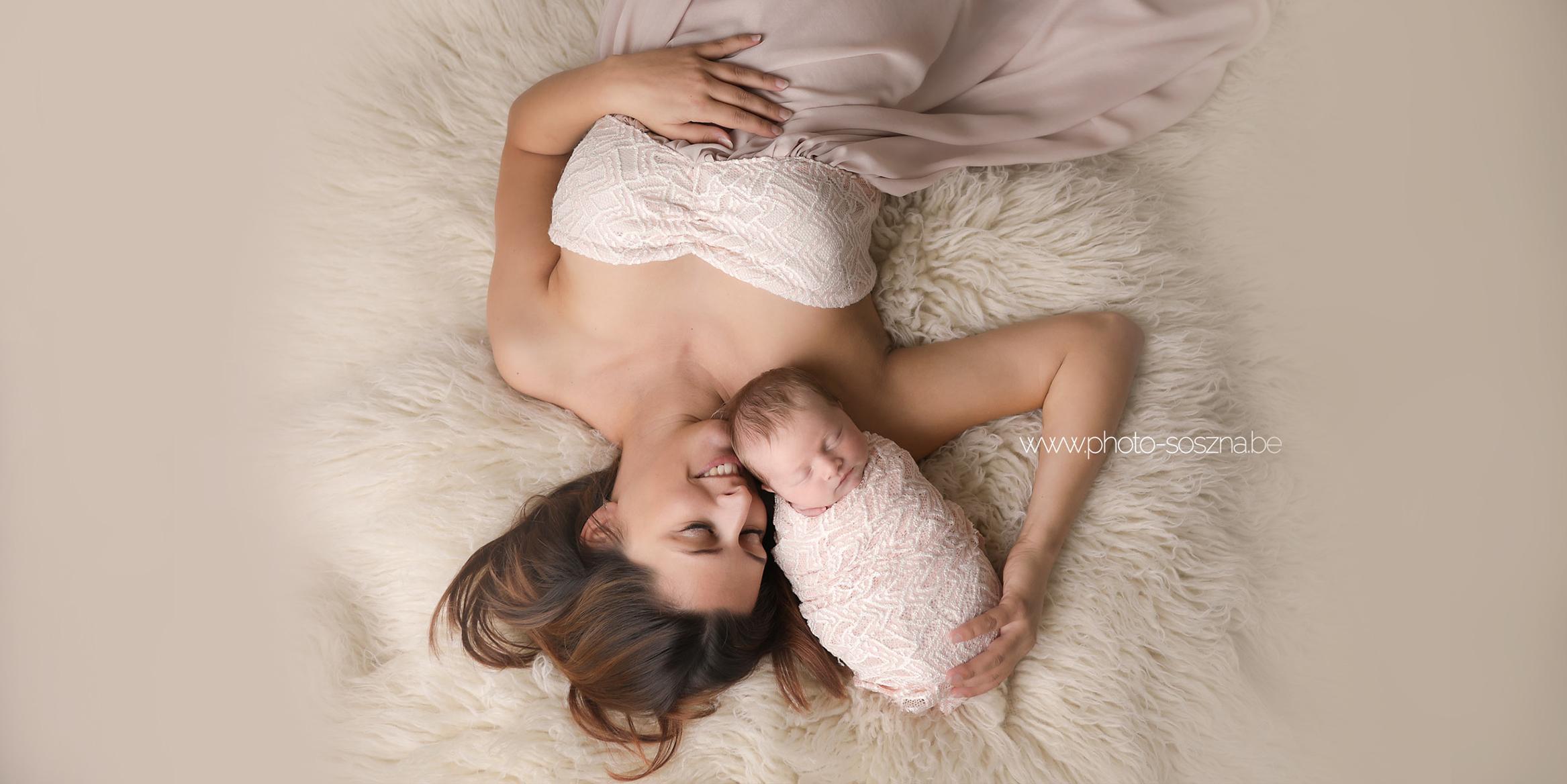 photographe maman bébé Belgique