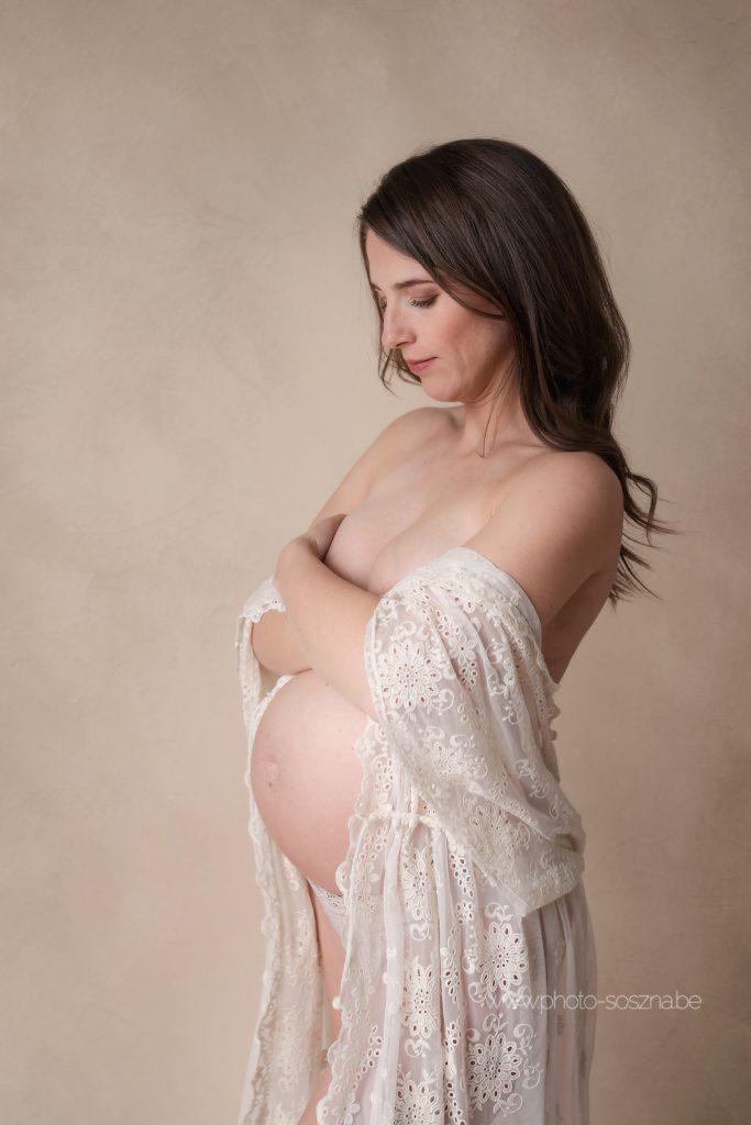 photo femme enceinte Belgique Liège