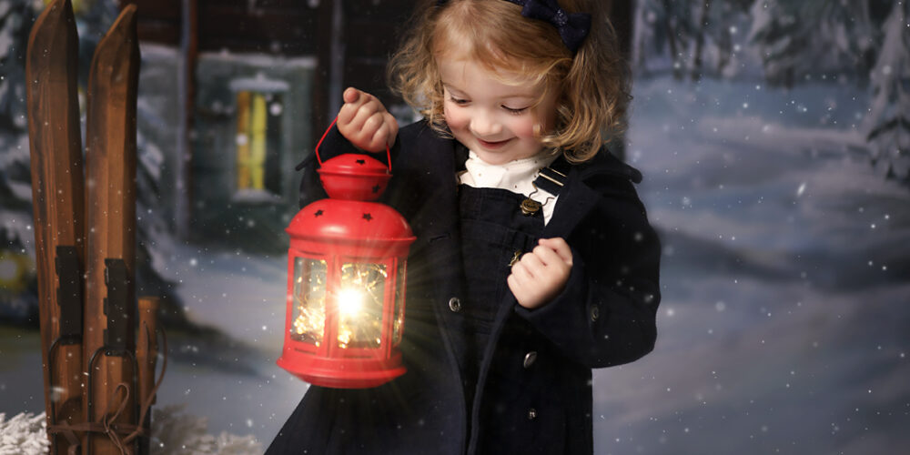 Mini Session : Noël au chalet