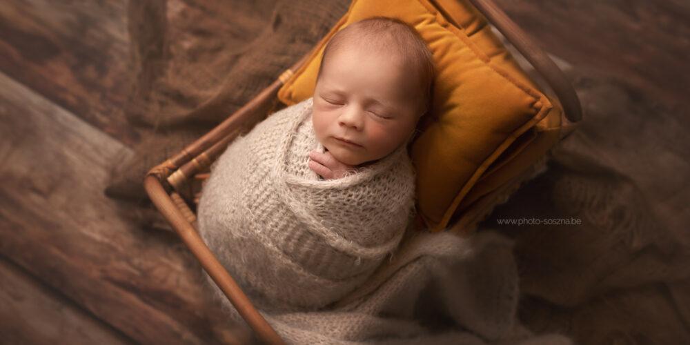 Les 3 secrets magiques du photographe nouveau-né